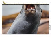 Sea Lion Agony Carry-all Pouch