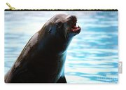 Sea-lion Carry-all Pouch
