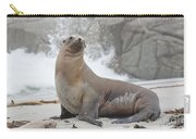 Sea Lion Monterey Carry-all Pouch