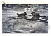 Sea Ripples Carry-all Pouch