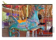 Sea Serpent Carousel Ride Carry-all Pouch
