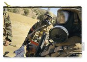Seabees Conduct Decontamination Wash Carry-all Pouch