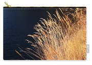 Seagrass In Gold Carry-all Pouch