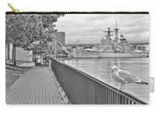 Seagull At The Naval And Military Park Carry-all Pouch