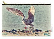 Seagull Flaps Carry-all Pouch