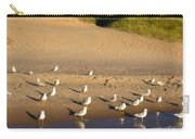 Seagulls At The Bowl Carry-all Pouch