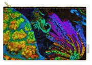 Seahorse Mosaic Carry-all Pouch