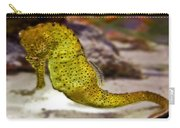 Seahorse Of Course Carry-all Pouch