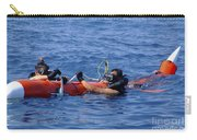 Search And Rescue Swimmers Retrieve Carry-all Pouch