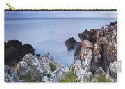 Seascape From Coast Of Clogherhead Carry-all Pouch