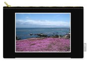 Seascape Triptych Carry-all Pouch
