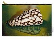 Seashell Wall Art 4 - Conus Marmoreus Carry-all Pouch