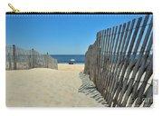 seashore 100 Cape Henlopen Beach walkway Carry-all Pouch