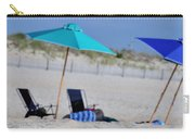 seashore 82 Beach Chairs Beach Umbrella and Tire Treads in Sand Carry-all Pouch