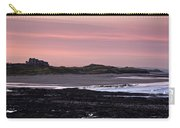 Seashore At Sunset, Northumberland Carry-all Pouch