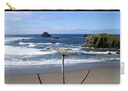 Seaside Solitude Carry-all Pouch