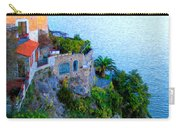 Seaside Villa Amalfi Carry-all Pouch