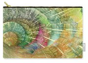 Season Of The Shell Carry-all Pouch by Betsy Knapp