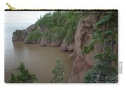 Seastacks At Hopewell Rocks Carry-all Pouch