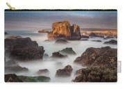 Seastacks In The Mists Carry-all Pouch