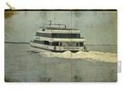 Seastreak Catamaran - Ferry From Atlantic Highlands To Nyc Carry-all Pouch