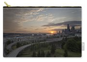 Seattle Arrival Sunset Carry-all Pouch