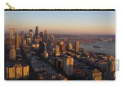Seattle Blue Hour Carry-all Pouch
