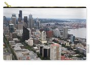 Seattle From The Needle Carry-all Pouch
