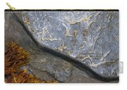 Seaweed And Rock Carry-all Pouch