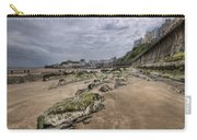 Seaweed Rocks Tenby Carry-all Pouch