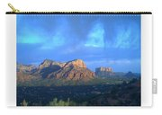 Sedona Clouds Carry-all Pouch