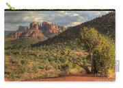 Sedona Red Rock Viewpoint Carry-all Pouch