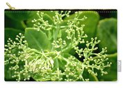 Sedum Droplets Carry-all Pouch