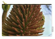 Seed Cone  Carry-all Pouch by Aidan Moran