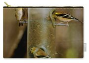 Seed Eating Song Birds Carry-all Pouch