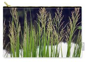 Seedy Grass Carry-all Pouch