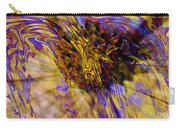 Seize The Day - Abstract Art Carry-all Pouch