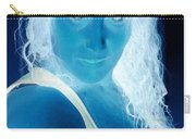 Self Portrait Front And Center Carry-all Pouch