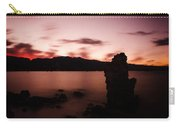 Sentinel Of Mono Lake Carry-all Pouch