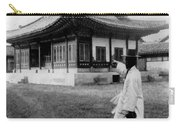Seoul Korea - Imperial Palace - C 1904 Carry-all Pouch