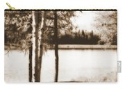 Sepia Picnic Table Carry-all Pouch