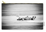 Sepia Racing Carry-all Pouch by Darcy Michaelchuk