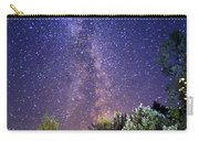 September Night Sky Carry-all Pouch