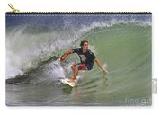 September Ponce Inlet Surfer Carry-all Pouch