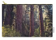 Sequoia National Park Carry-all Pouch