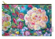 Serendipity Floral Carry-all Pouch
