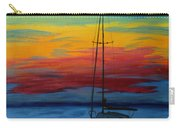Serene Sunset Carry-all Pouch