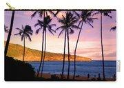Serene Waimea Bay Carry-all Pouch