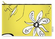 Serenity In Yellow Carry-all Pouch