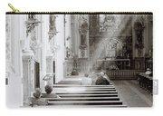 Zen Of Prayer Carry-all Pouch